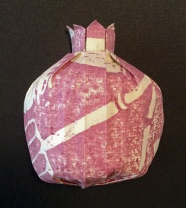 Pomegranate by Emily Hoisington and Jane Rosemarin